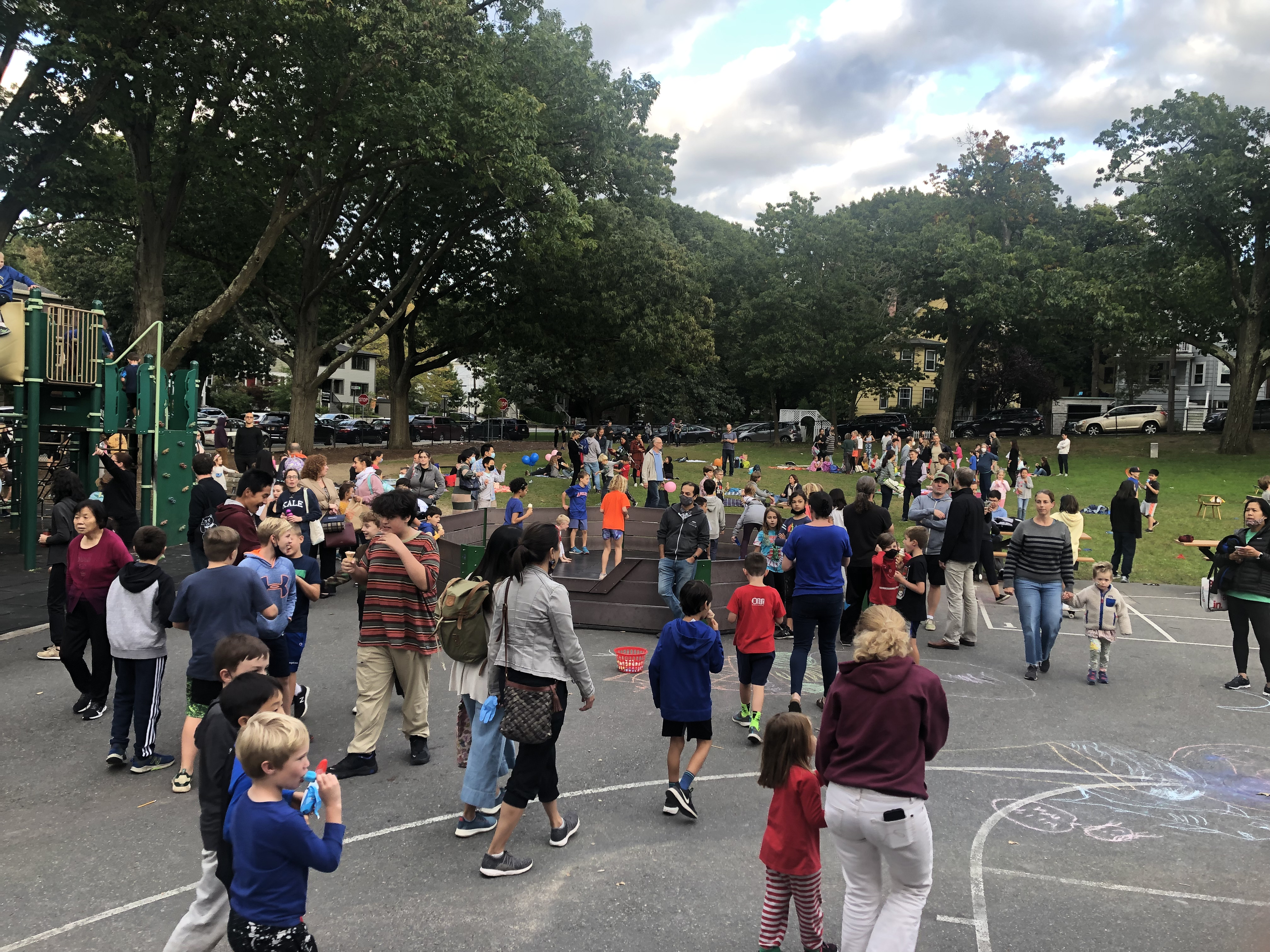 Heath Back-to-School Ice Cream Social 2021